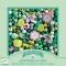 450 Perles en Bois - Feuilles et Fleurs images:#0
