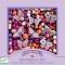450 Perles en Bois - Papillons images:#0