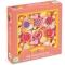 450 Perles en plastique - Fleurs images:#1
