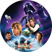 Disque en sucre Star Wars