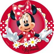 Disque en sucre Minnie