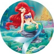 Disque en sucre Ariel