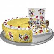 8 Stickers en sucre Mickey et ses amis