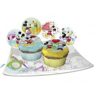 12 Pastilles en sucre Mickey Mouse