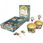 Kit 24 Caissettes et D�co � Cupcakes Jake le Pirate