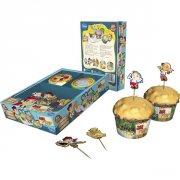 Kit 24 Caissettes et D�co � Cupcakes Jake le Pirate