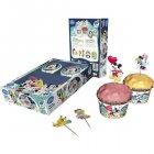 Kit 24 Caissettes et D�co Cupcakes Mickey et Minnie