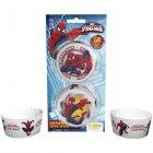 50 Caissettes à Cupcakes Ultimate Spider-man