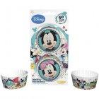 50 Caissettes à Cupcakes Mickey, Minnie et Cie