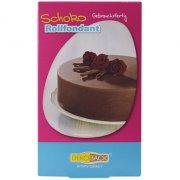 Pâte à sucre Goût Chocolat (250 g)