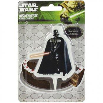 Bougie Silhouette Dark Vador Star Wars