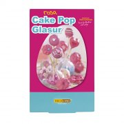 Cake Pop Melts Rose (200 g)