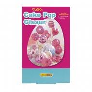 Cake Pop Melts Rose (200 g)
