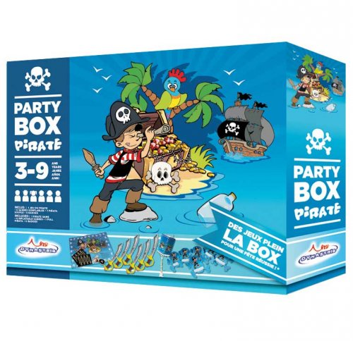 Party Box Pirate