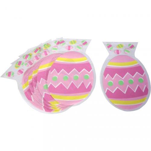 6 Pochettes Cadeaux Oeuf de Pâques