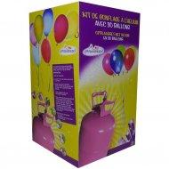 Bouteille Hélium + 30 Ballons + Bolduc