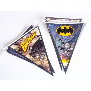 Guirlande Fanions Batman Comics (2,70 m)