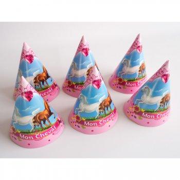 6 Chapeaux Mon Cheval