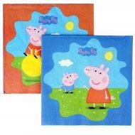 20 Serviettes Peppa Pig