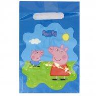 6 Pochettes Cadeaux Peppa Pig