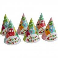 6 Chapeaux Joyeux Anniversaire Monstres