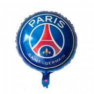 Ballon Gonflé à l'Hélium Foot PSG - Paris Saint Germain