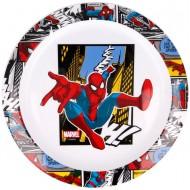 Assiette Plastique Spider-Man (20 cm)
