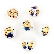 Balle Rebondissante Minions - Maxi
