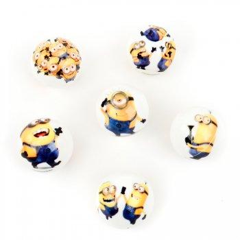 1 Balle Minions - Maxi (6 cm)