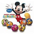 Balle Rebondissante Mickey et ses amis - Maxi