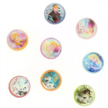 1 Balle La Reine des Neiges - Mini (3 cm)