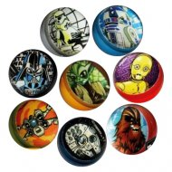 1 Balle Star Wars - Mini (3 cm)