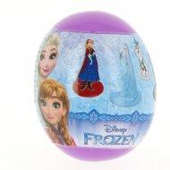 Oeuf surprise Reine des neiges Bonbons + Figurine 2D