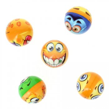 1 Balle Emoji - Maxi (6cm)