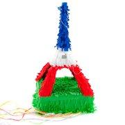 Pull Pinata g�ante Tour Eiffel (remplie)
