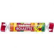 1 Roulette Fruits Haribo (25 g)