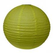 Boule Lampion g�ant Vert
