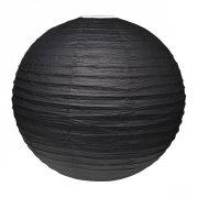 Boule Lampion g�ant Noir