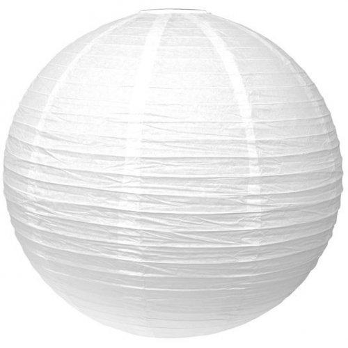 Boule Lampion géant Blanc