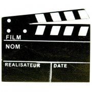 Marque-place Hollywood (15 cm)