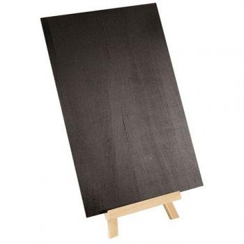 Tableau Noir sur socle (30 cm)