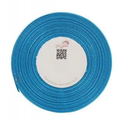 Ruban Satin Bleu (25 m)