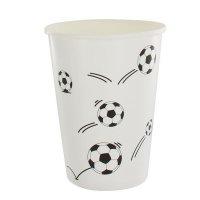 Contient : 1 x 10 Gobelets Football Fan