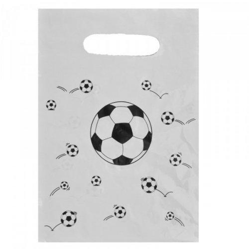 6 Pochettes Cadeaux Football Fan
