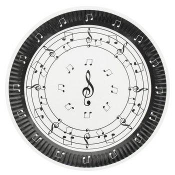 10 Assiettes Musique