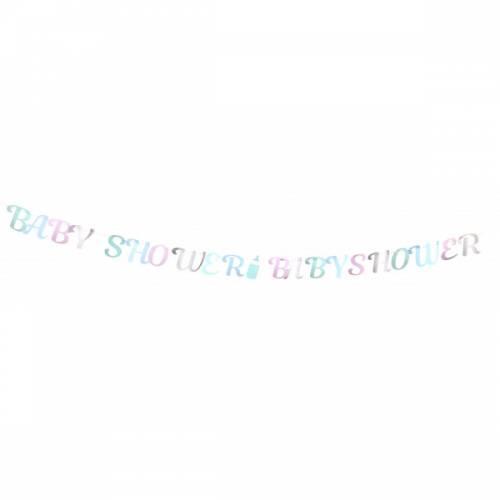 Guirlande Lettres Baby Shower