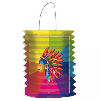 Lanterne Indien Rainbow