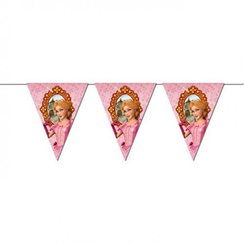 Guirlande fanions l Arbre aux Contes - Princesse