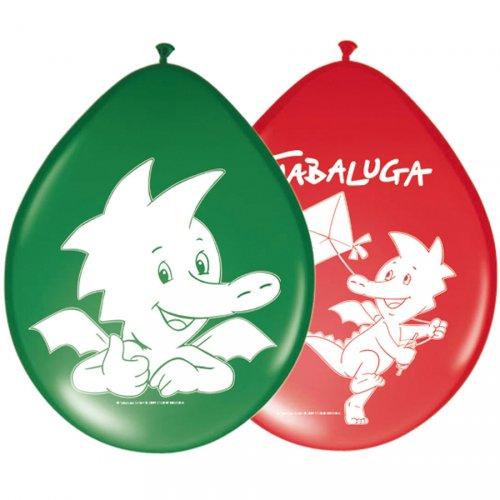 8 Ballons Tabaluga