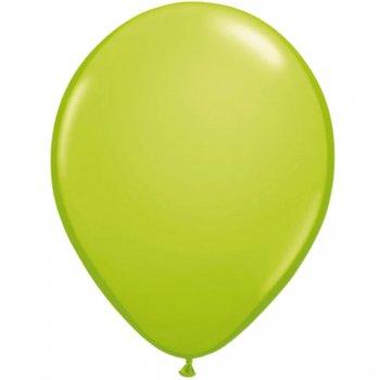 Lot de 100 Ballons Vert Pomme
